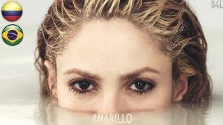 Shakira - Amarillo (Tradução - Legendado PT/BR)  :