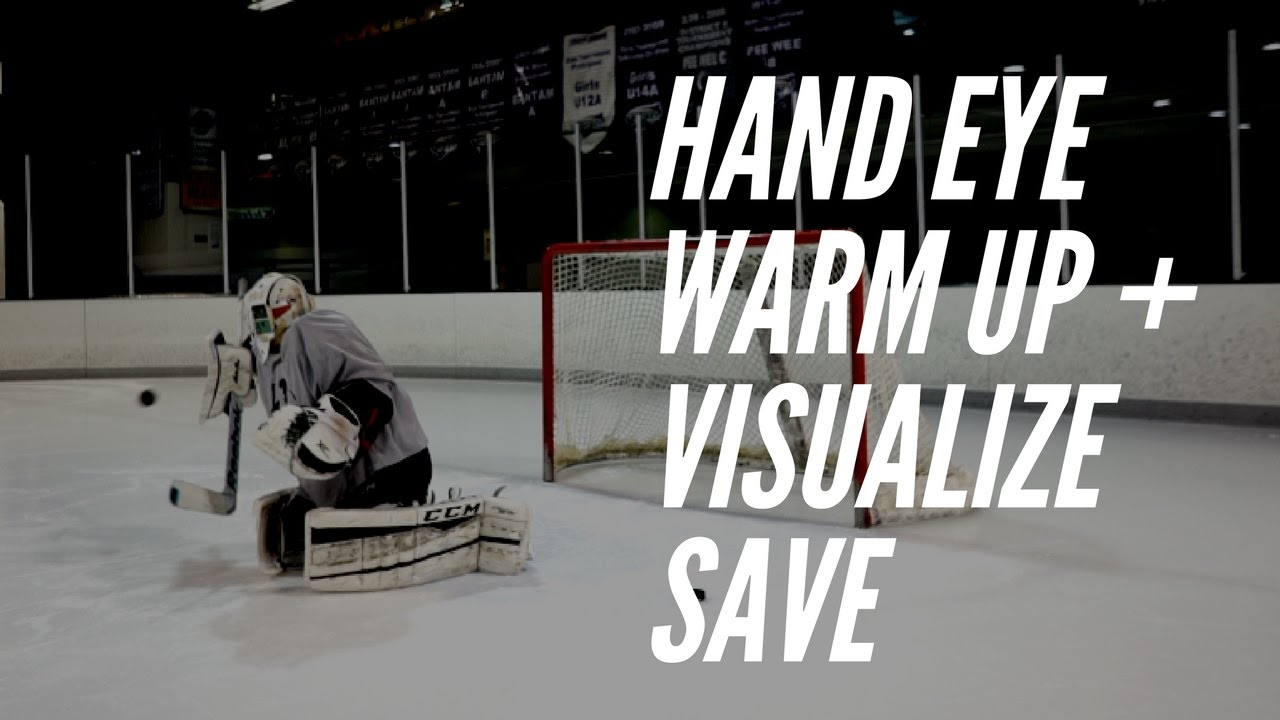 Hockey Goalie Drills On Ice Goalie Drill Videos