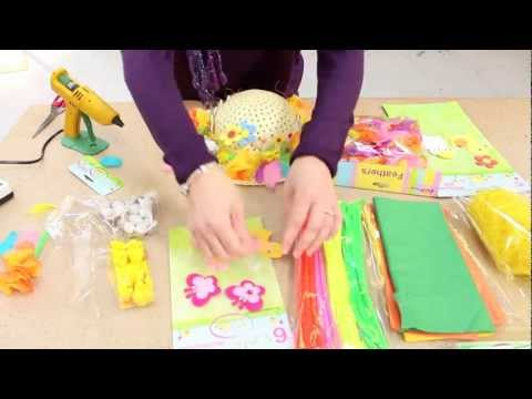 How To Make A S Easter Bonnet