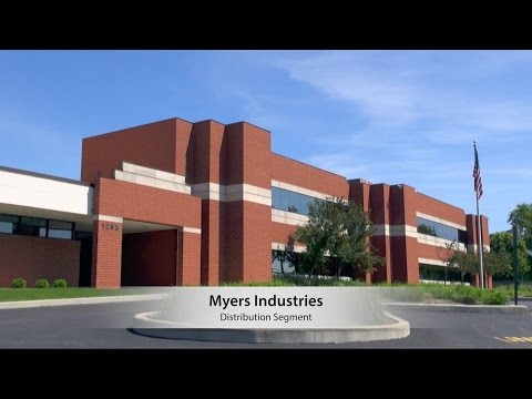 Myers Industries Distribution Segment