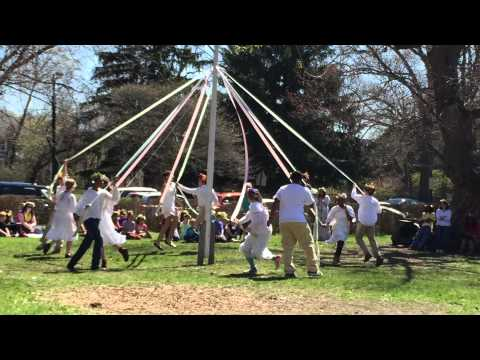 Detroit Waldorf School May Day 2015