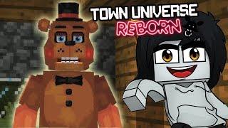 TOWN UNIVERSE REBORN: TOY FREDDY Y UNA MUJER AVARICIOSA #15 (Minecraft Serie de Mods)