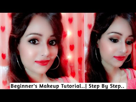 beginner's makeup tutorial stepstep how to do
