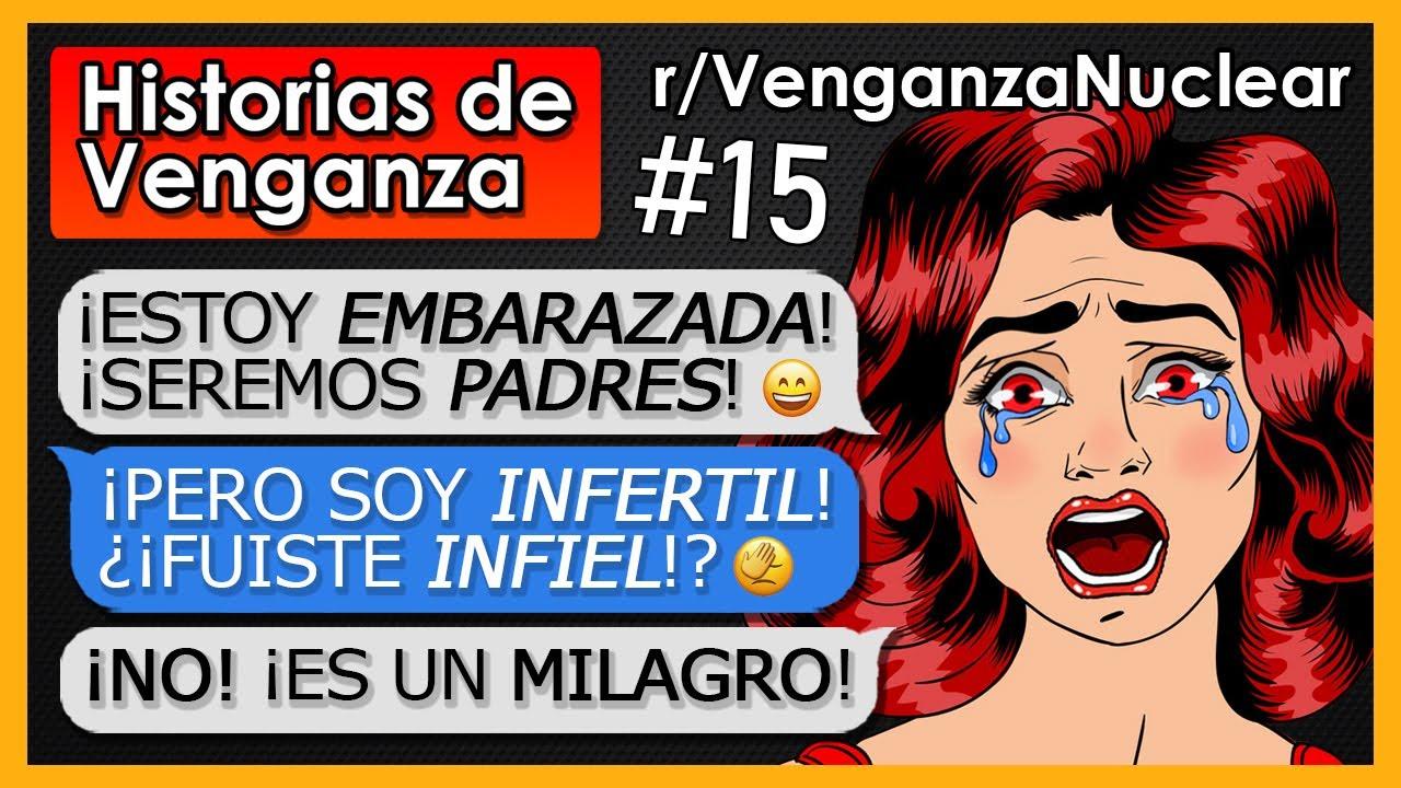 """""""¿MI NOVIA ME ENGAÑÓ? YO LOS MANDO A PRISIÓN"""" r/VenganzaReddit N°15"""