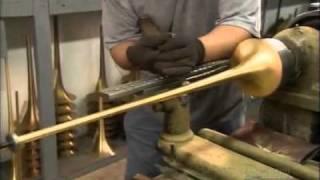Como o trompete é feito