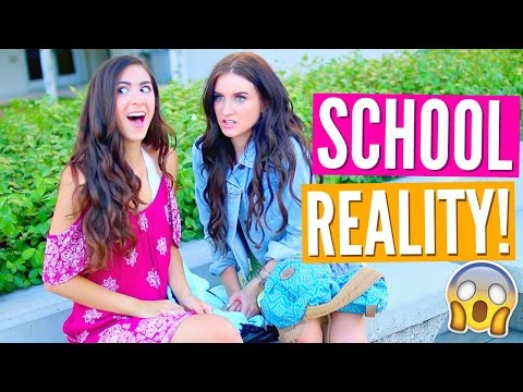 First Day of SCHOOL! Expectation vs Reality!!!