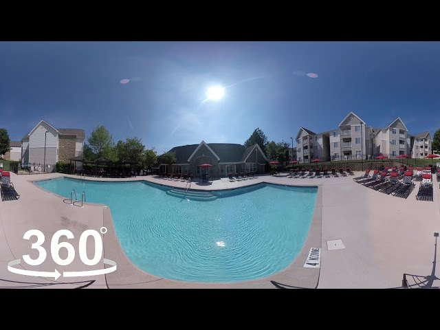 Village Green Apartments Raleigh video tour cover