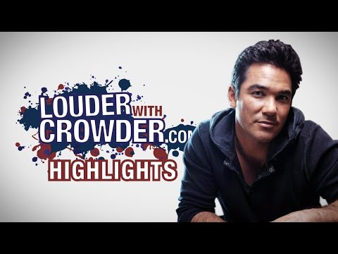 Dean Cain Smacks Down Michael Moore!  Louder With Crowder