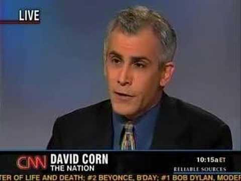 David Corn: The Selling of the War