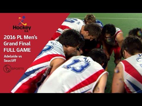 Adelaide vs Seacliff | Hockey SA Premier League Men's Grand Final