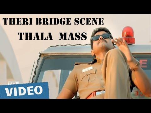 Theri Mass Scene | Mankatha BGM | Thala | Thalapathy | YSR