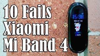 10 недостатков Xiaomi Mi Band 4 II Купить или нет,вот вопрос