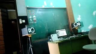 ARIE ARKA - BEHIND RECORDING STUDIO BIARKAN AKU DI PELUK-MU (2019)