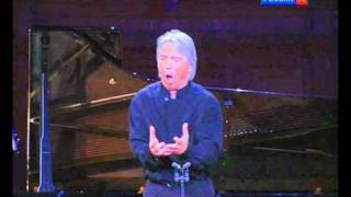 Dmitri Hvorostovsky - Now is the time (Rachmaninoff)