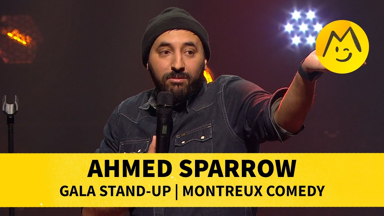 Ahmed Sparrow - Gala Stand-Up