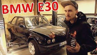 LB Garage - BMW E30 + Hallen Upgrade