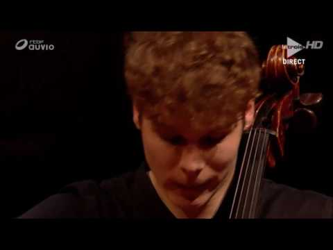 Bruno Philippe - Popper Elfentanz - Queen Elisabeth Competition 2017