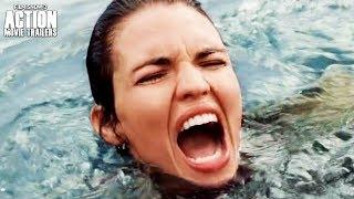 THE MEG | New International Trailer | Jason Statham Vs Giant Shark Action Movie