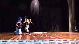 Kodama 2014: Ronan e Sieghart (Concurso Cosplay Grupo Tradicional)