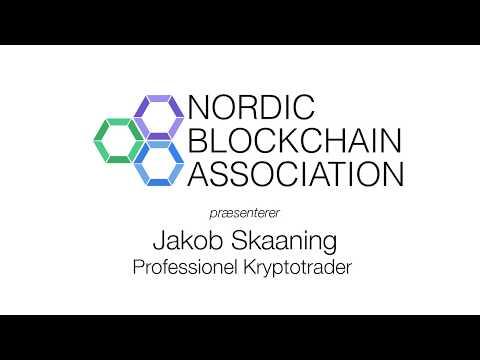"Nordic Blockchain Association ""Aloha til Crypto trading i DK"" event"