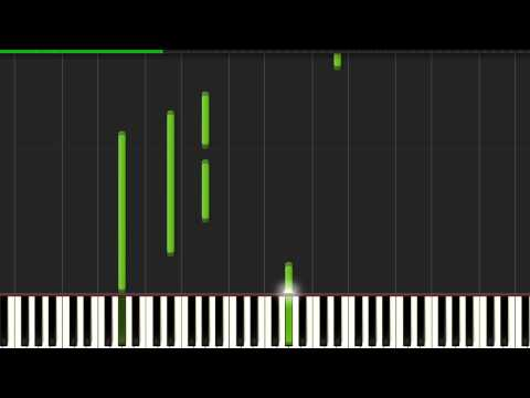 EXO - 12월의 기적 (Miracles in December) Piano Tutorial