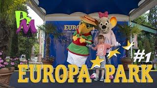 видео: Европа парк- крупнейший парк развлечений в Германии#Germany/Rust.Europa-Park