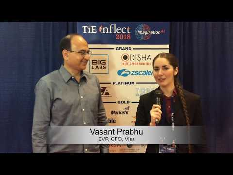 Vasant Prabhu's Interview at TiETV Lounge #ooneemedia #TieInflect @TiEinflect 2018 Charter Member