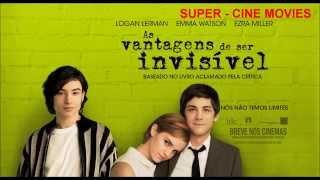 As Vantagens de ser Invisível Trailer Legendado [HD]