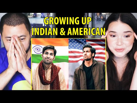 GROWING UP INDIAN & AMERICAN | Captain Sinbad | Reaction by Jaby Koay & Achara Kirk