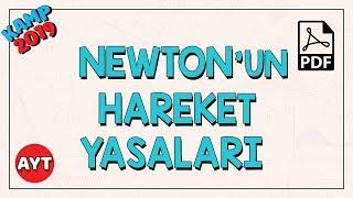 Newtonun Hareket Yasaları  AYT Fizik