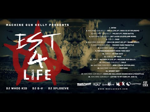 MGK - EST 4 LIFE (Instrumental)