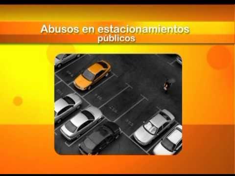 Sergio Moctezuma - Abusos En Estacionamientos Públicos
