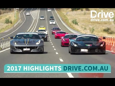 2017 Highlights for Drive.com.au - Dauer: 60 Sekunden