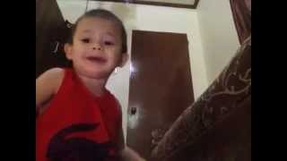 baby talent dhey dhey filipino/dutch makes dance for mommy who he misses on weekdays Thumbnail
