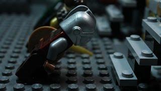 Сокровище Средиземья - LEGO мультфильм/Stop motion animation