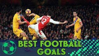 Best Football Goals ⍟ 2017