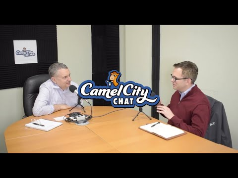 Camel City Chat Episode 5 With CJ Johnson, President Of The Winston-Salem Dash