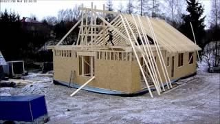 Budowa domu kanadyjskiego projekt Z98