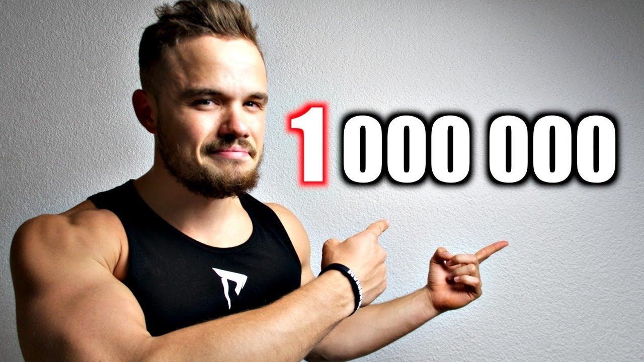 1 000 000 Подписчиков к 01.01.2018 (БЕЗУМИЕ?) | RD 125