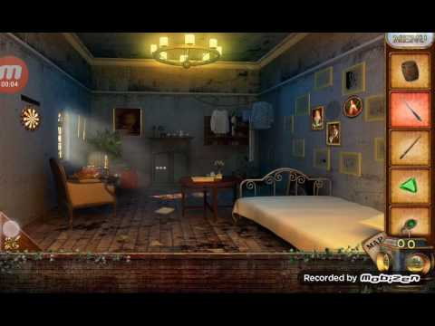 Room Escape Haunted Hotel Walkthrough