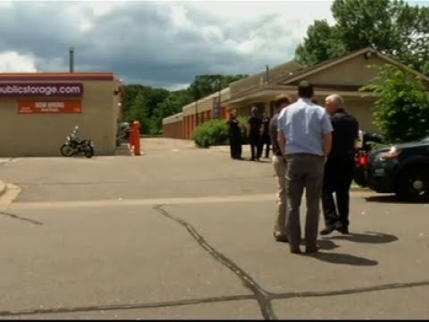 1 Dead After Shooting at Minn. Storage Facility