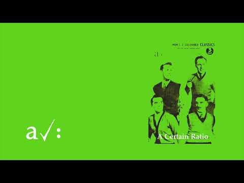 A Certain Ratio - Do The Du (Official Audio)