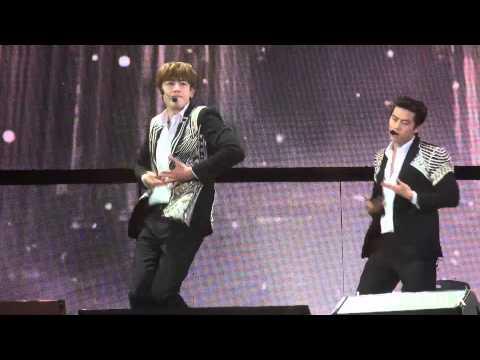 20150404 2PM ShangHai concert I'm your man+하.니.뿐+beautiful Nichkhun
