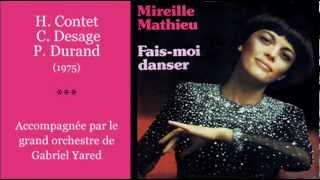 Fais-moi danser - Mireille Mathieu