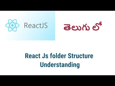 React Js folder Structure|React Folder Structure|Ksp Cric thumbnail