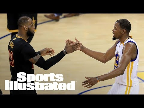 Kevin Durant: LeBron Is 'My F---ing Idol' | SI Wire | Sports Illustrated