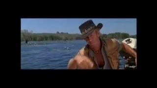 Крокодилы Австралии -  Данди по кличке Крокодил