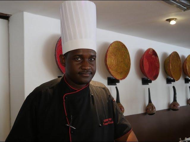 Top Chefs Making Pancakes: Emmanuel Aluda - Intercontinental Nairobi