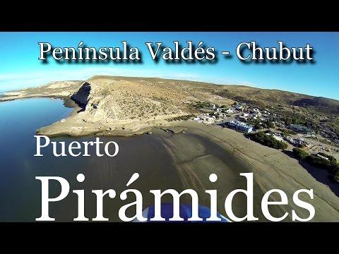 Argentina desde arriba - Puerto Pirámides - Península Valdés