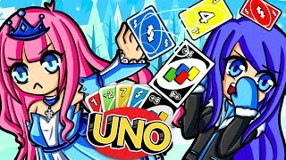 The Queen of UNO! Is she cheating or what!?